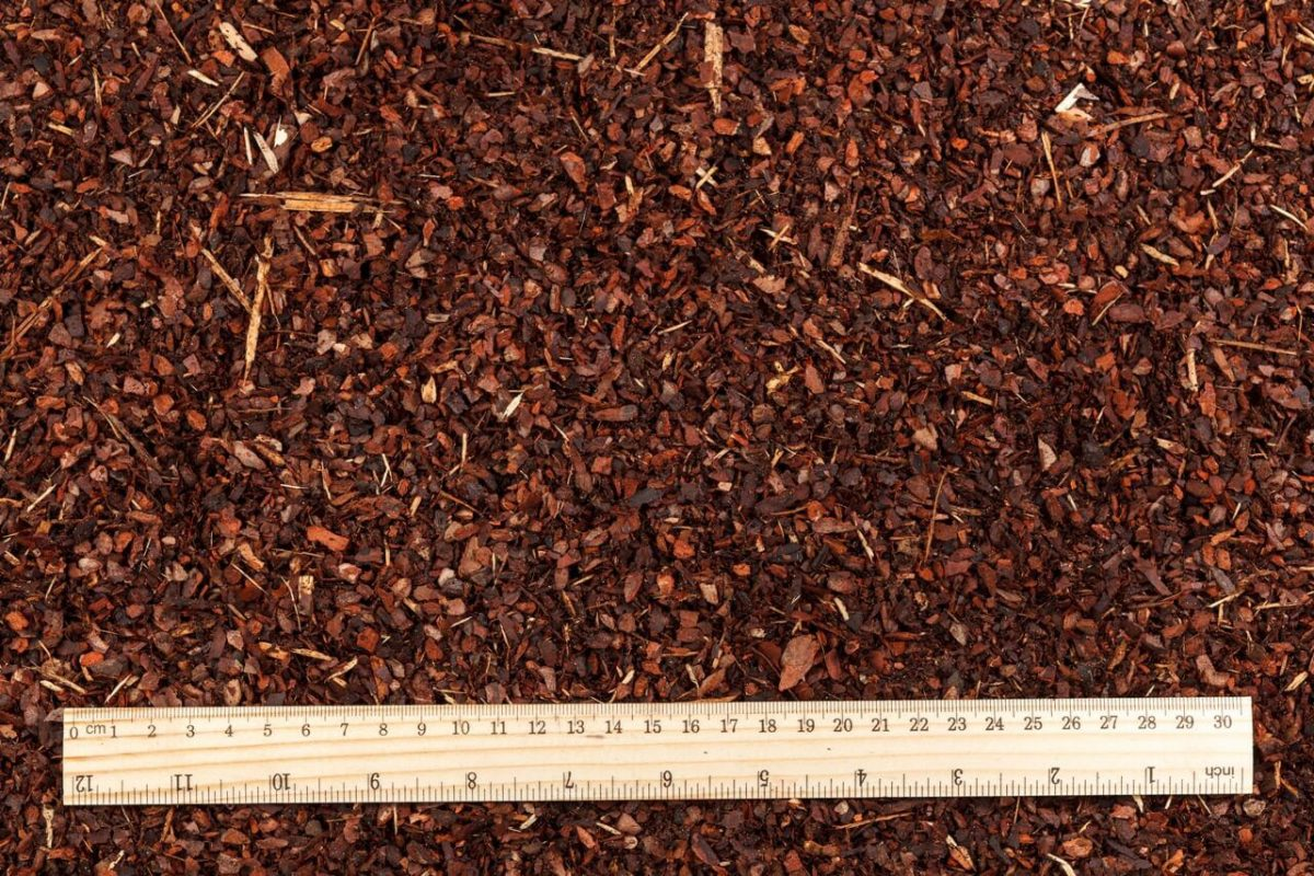 PINE BARK MULCH – FINE FRACTION (0.5–7mm)