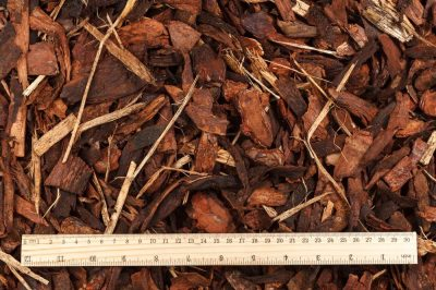 PINE BARK MULCH – COARSE FRACTION (30–50mm) (2ND SORT)